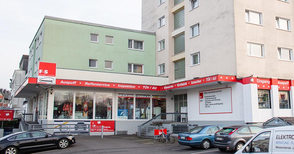F+S Werkstatt Leverkusen Opladen