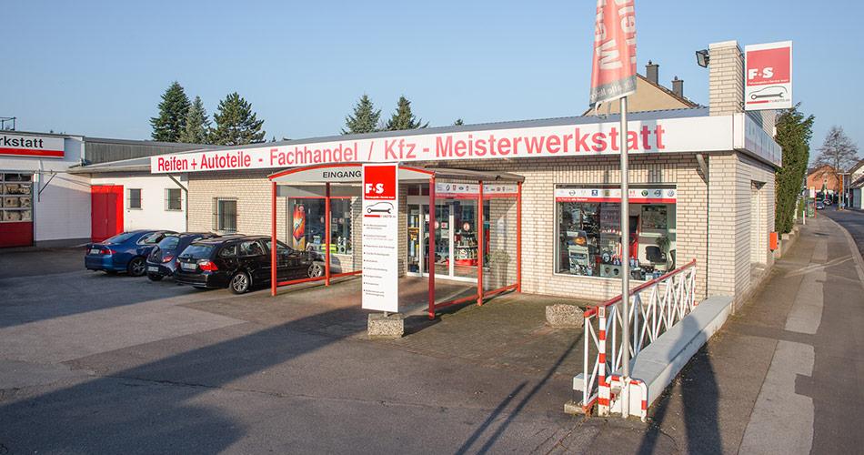 F+S Werkstatt Leverkusen Hitdorf