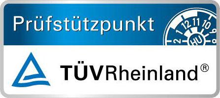 TÜV-Rheinland Prüfstützpunkt